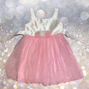 Infant Size 7 Pink Tutu Dress